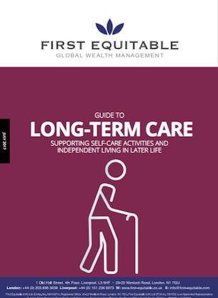 First Equitable Guide to Long-Term Care