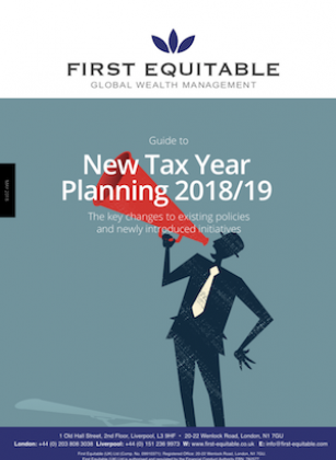 Guide to New Tax Year Planning 201819